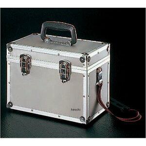 【メーカー在庫あり】 エスコ ESCO (内寸)290x160x220mm トランクケース(アルミ製) 000012004120 HD