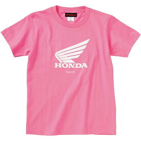 ホンダ純正 ウイングTシャツ ピンク 110サイズ 0SYTN-W57-J HD店