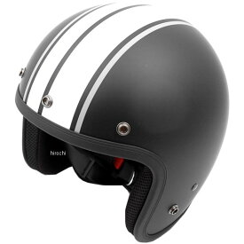 オージーケーカブト OGK Kabuto ヘルメット FOLK G1 フラットブラックホワイト 57-59cm 4966094551513 HD店