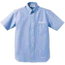 51609459 ブリヂストン BRIDGESTONE レーシング Button-down 半袖シャツ ネイビー 5160 9459 HD店