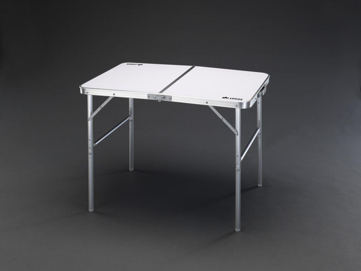 エスコ ESCO 900x600x680/350mm 折りたたみテーブル 000012260017 HD店