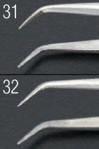 【メーカー在庫あり】 エスコ ESCO 0.25x100mm/3CB 精密用ピンセット(ステンレス製) 000012047052 HD店