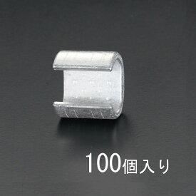 【メーカー在庫あり】 エスコ ESCO 14.0-20.0mm2 T形コネクター(100個) 000012027185 HD