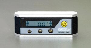 【メーカー在庫あり】 エスコ ESCO 156mm 水平器(デジタル) 000012200019 HD店