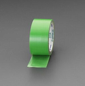 【メーカー在庫あり】 エスコ(ESCO) 50mmx25m 養生テープ 弱粘着/緑色/1巻 000012265176 HD