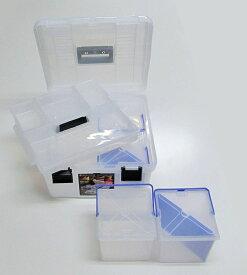 【メーカー在庫あり】 エスコ ESCO 390x391x265mm 工具箱(小物入れ付) 000012031297 HD