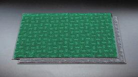 【メーカー在庫あり】 エスコ ESCO 600x 900mm エコ・レインマット 灰 000012044565 HD店