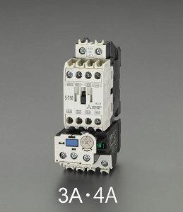 【メーカー在庫あり】 エスコ ESCO 200V/200V・0.1kW 電磁開閉器 EA940MV-11A HD店