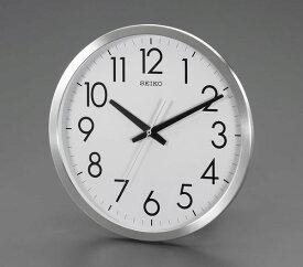【メーカー在庫あり】 エスコ ESCO φ350mm 掛時計 EA798CC-94 HD店