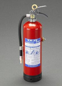 【メーカー在庫あり】 エスコ ESCO 3.0L 訓練用消火器 EA999MZ-1 HD店