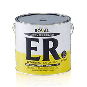 エスコ ESCO 5.0kg [油性]錆止め塗料(耐熱/グレー) EA942DR-32 HD店