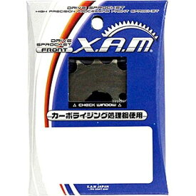 ザム XAM フロント スプロケット 428/15T 76年以降 ホンダ、ヤマハ、ベータ スチール C3201-15 HD店