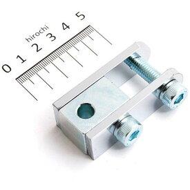 【メーカー在庫あり】 キタコ ヒップアップアダプター メッキ 4cmアップ 522-0001041 HD店