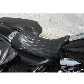 【メーカー在庫あり】 イージーライダース シングルシート ダイアゴナル 09年以降 ツーリング H0385 HD店