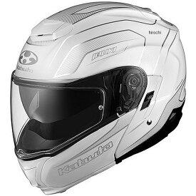 オージーケーカブト OGK KABUTO フルフェイスヘルメット IBUKI ENVOY パールホワイト Mサイズ 4966094560355 HD店
