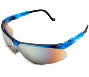 スナップオン Snap-on セーフティ ガラス ブルーフレーム/ミラーレンズ GLASS20BLM HD店