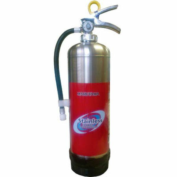 マルヤマエクセル(株) マルヤマ 蓄圧式強化液ステンレス消火器3L KLB-3PSUS HD