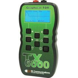 【メーカー在庫あり】 (株)グッドマン グッドマン TDRケーブル測長機 TX6000 HD店