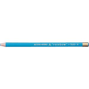 【メーカー在庫あり】 K7610.8 三菱鉛筆(株) uni 水性ダーマトグラフ 水 (12本入) K7610-8 HD店