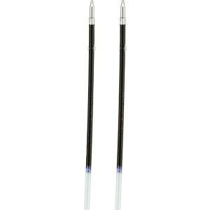 【メーカー在庫あり】 (株)ニトムズ STALOGY 低粘度油性ボールペンリフィル0.7黒2P S5115 HD店