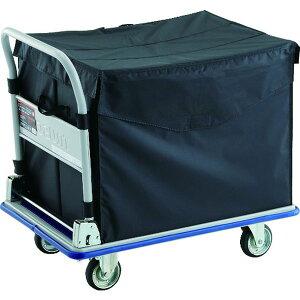 【メーカー在庫あり】 TRUSCO プレス製台車 ドンキーカート 折りたたみ式 CHBハンドトラックボックス付 915X61 301N-CHB HD店