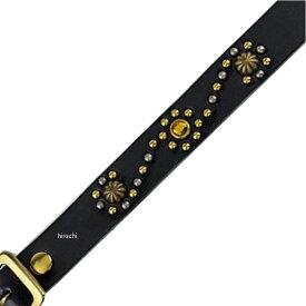 ヴィンアンドエイジ Vin&Age 春夏モデル ブレスレット 黒 ゴールド/黄 フリーサイズ VBL3 JP店