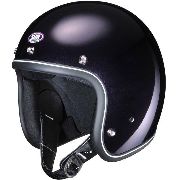 4955004012800 タチバナ SHM ヘルメット OLD SCHOOL シャイン クランベリー Sサイズ