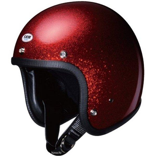 4955004040353 タチバナ SHM ヘルメット フレーク メタリックレッド Mサイズ