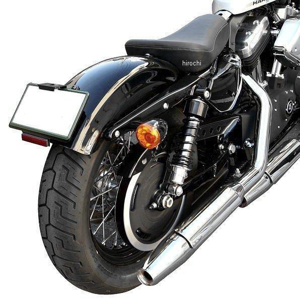 【メーカー在庫あり】 HD-01467 キジマ ナンバートランスファーキット XL1200X 黒