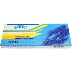 【メーカー在庫あり】 KMC チェーン 520 (110L) クリップ 9112 JP店