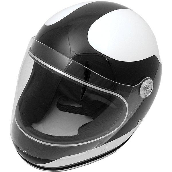 【メーカー在庫あり】 ダムトラックス DAMMTRAX ヘルメット AKIRA スピーディ フルフェース 黒/白 M(57cm-58cm) 4560185903078 JP店
