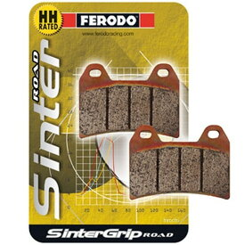 フェロード FERODO ブレーキパッド シンターグリップST 08年以降 CRM450 シンタード フロント FDB2244ST JP店