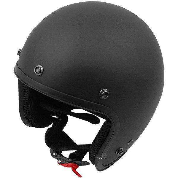 ダムトラックス DAMMTRAX ヘルメット JET-D 黒(つや消し) フリーサイズ(57cm-60cm) 4560185906147 JP店