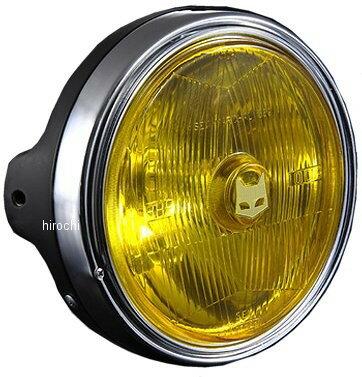 【メーカー在庫あり】 800-8015 マーシャル MARCHAL ヘッドライト 889 ドライビングランプ フルキット 180φ 汎用 黄/黒