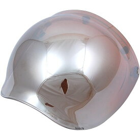 【メーカー在庫あり】 TNK工業 バブルシールド JJ2 フラッシュミラーブラウングラデーション 4984679102639 JP