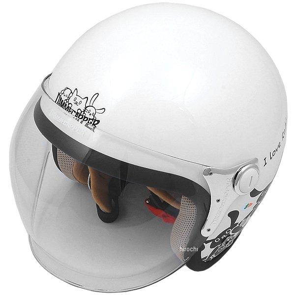 【メーカー在庫あり】 ダムトラックス DAMMTRAX ヘルメット CARINA 女性用 パールホワイト/ラビット レディースサイズ(57cm-58cm) 4580184000219 JP店
