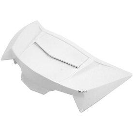 オージーケーカブト OGK Kabuto リアベンチレーションフィン RT-33 ホワイト 4966094540142 JP店