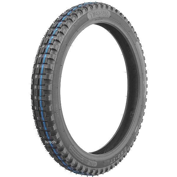 【メーカー在庫あり】 013011037 ティムソン TIMSUN TS802 オフロード タイヤ 2.50-17 4PR WT フロント、リア兼用