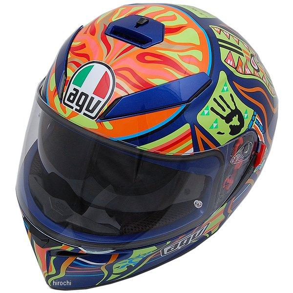 【メーカー在庫あり】 エージーブイ AGV フルフェイスヘルメット K-3 SV TOP FIVECONTINENTS Lサイズ (59-60cm) 030190E0-003-L JP