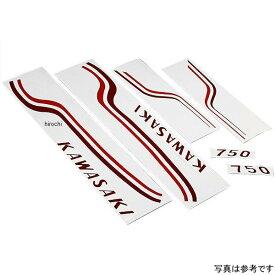 【メーカー在庫あり】 ピーエムシー PMC フィルムグラフィックセット 500SS マッハIII H1 赤 81-1273 JP店