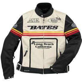 ベイツ BATES 春夏 2Wayメッシュジャケット アイボリー XLサイズ BJ-M1812RS JP店