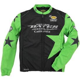 ベイツ BATES 春夏 クールテックメッシュジャケット 緑 Lサイズ BJCT-010 JP店