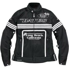 ベイツ BATES 春夏 2Way メッシュジャケット レディース用 黒 Mサイズ BJL-M1831RS JP店
