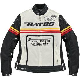 ベイツ BATES 春夏 2Way メッシュジャケット レディース用 アイボリー Lサイズ BJL-M1831RS JP店