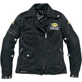 ベイツ BATES 春夏 2Way メッシュジャケット レディース用 黒 Lサイズ BJL-M1832ST JP店