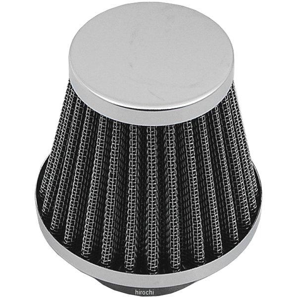 【メーカー在庫あり】 81-2221 ピーエムシー PMC パワーフィルター 汎用 ラウンド 35mm クローム