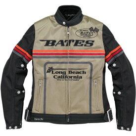 ベイツ BATES 春夏 2Way メッシュジャケット レディース用 サンド Lサイズ BJL-M1831RS JP店