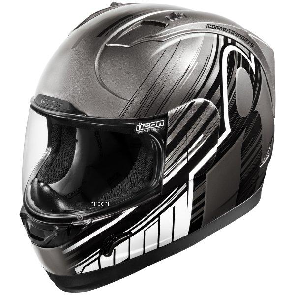【USA在庫あり】 アイコン ICON フルフェイスヘルメット Alliance OverLord 黒 2XLサイズ(63cm-64cm) 0101-10698 JP店