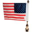 【USA在庫あり】 プロパッド PRO PAD 旗取付け 5/8インチ(16mm) ラウンドバー用 048958 JP店