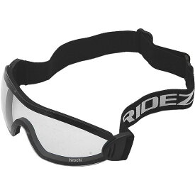 【メーカー在庫あり】 ライズ RIDEZ ゴーグル AERO クリア RG-09004C JP店